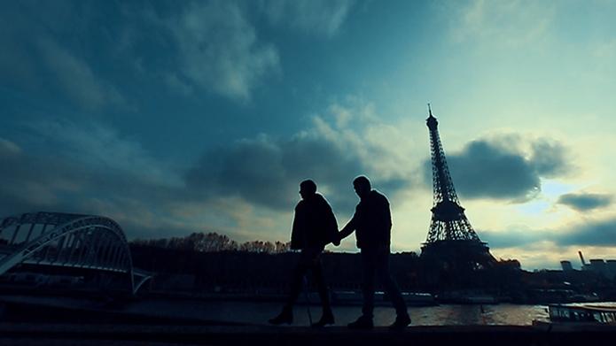 Давид и Диана: Love Story, Франция